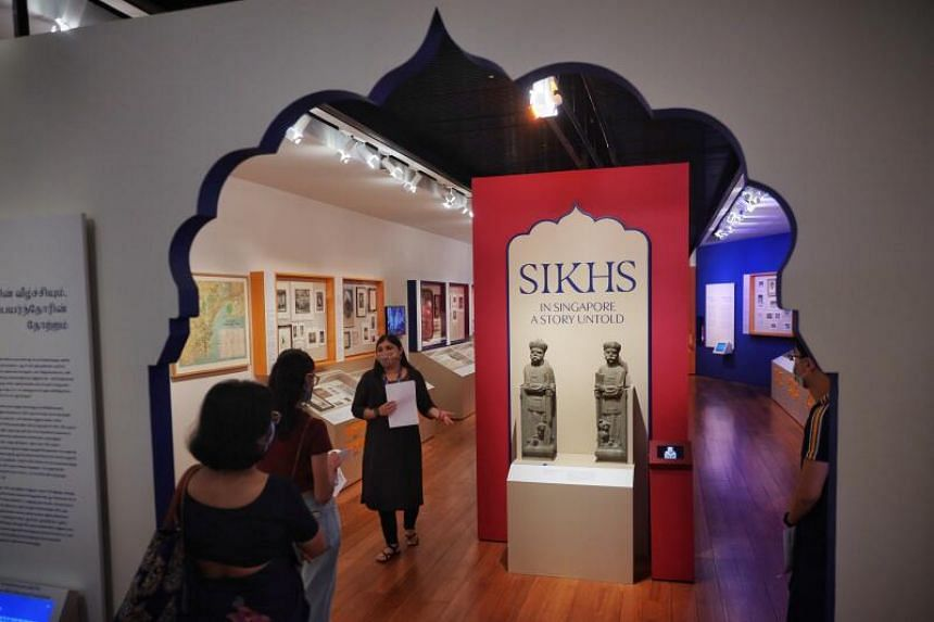 Sikhs in Singapore - A Story Untold, tells of the experiences of some 13,000 followers of Sikhism.