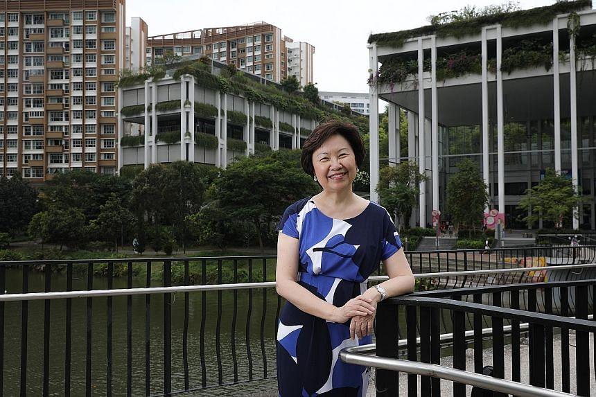 Dr Cheong Koon Hean is chairman of the Centre for Liveable Cities. In June, she will also become chairman of the Lee Kuan Yew Centre for Innovative Cities at the Singapore University of Technology and Design.