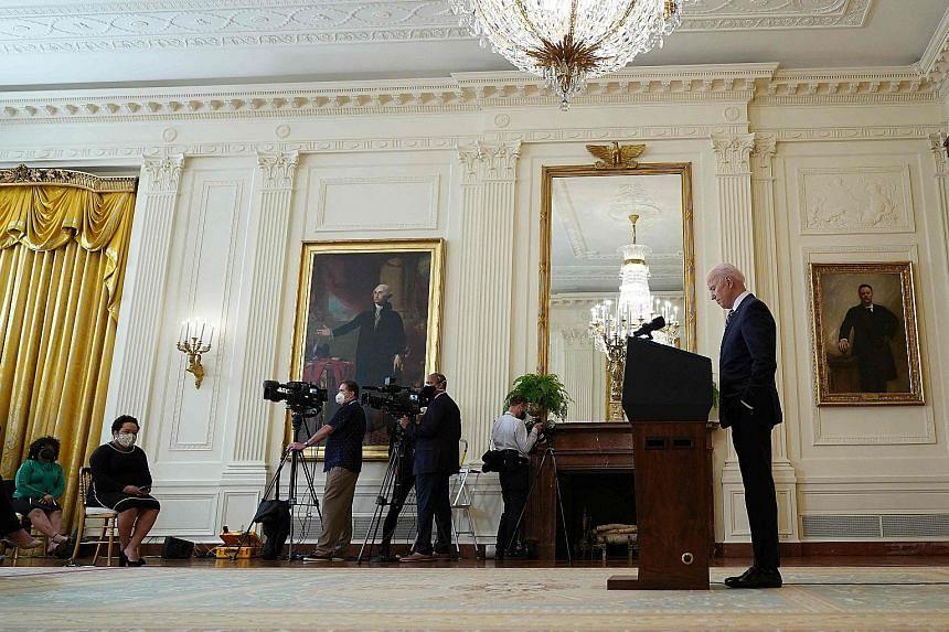 China won't overtake USA  on my watch, says Biden