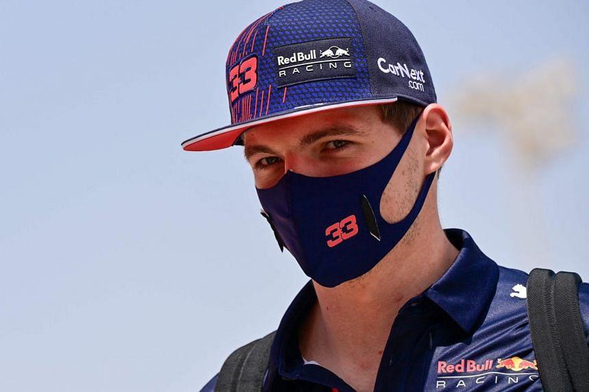 The 23-year-old Dutchman was fastest in pre-season testing.