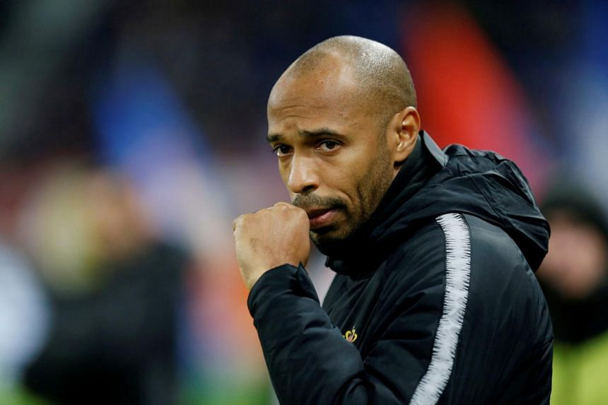 Thierry Henry has long been outspoken on the issue of racism in football.