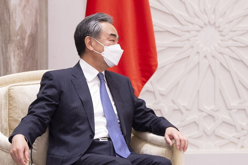 The pact will be signed by visiting Chinese Foreign Minister Wang Yi.
