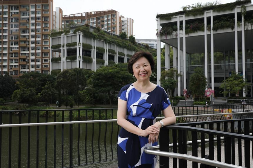 Former HDB chief executive Cheong Koon Hean is currently chairman of the Centre for Liveable Cities.