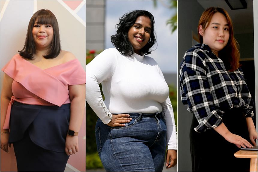 Activists say that there is increasing receptivity towards body positivity in Singapore.