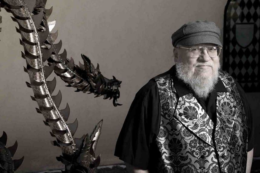 George R. R. Martin is also working with other studios to adapt his works, including a movie.