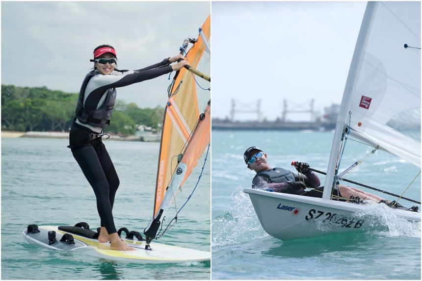 The duo are trying to find the wind in their sails as they gear up for the final shot to make it to the Olympics.