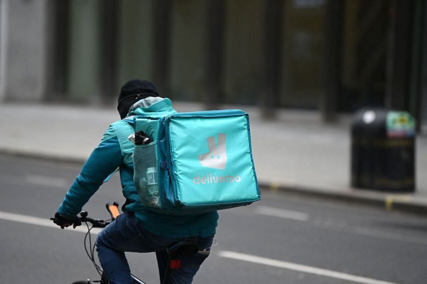 Deliveroo is set for Britain's biggest stock market debut in nearly a decade.