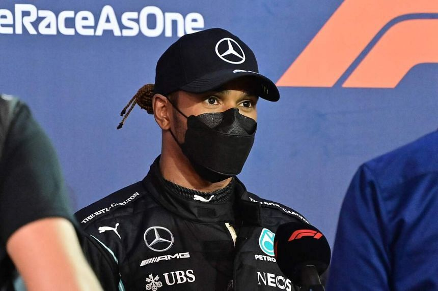 Lewis Hamilton is bidding this year for an unprecedented eighth drivers' title.