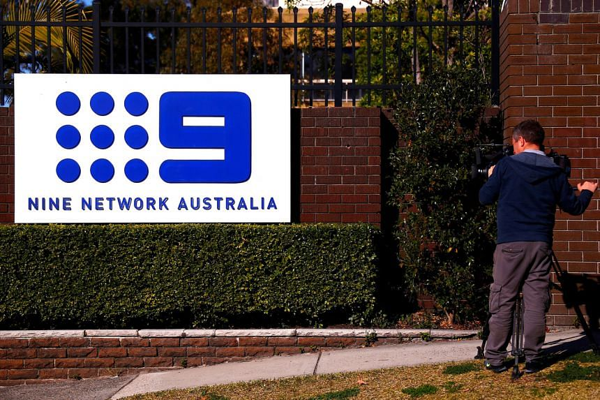 The attack prevented Nine from being able to broadcast its Weekend Today show on Sunday morning in Australia.