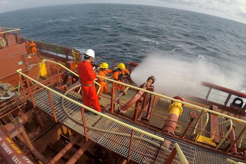 An estimated 100,000 seafarers are stranded at sea due to the pandemic.