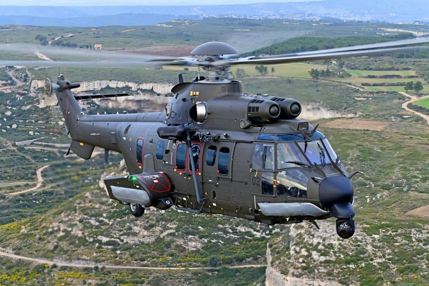 The RSAF will take delivery of three H225M helicopters in the coming months.