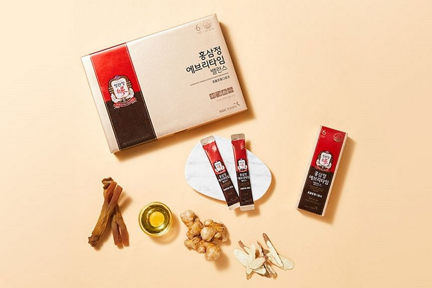 Korean red ginseng brand Cheong Kwan Jang is modernising the traditional herb so that people of all ages can incorporate the health enhancing ingredient into their daily lives. PHOTO: CHEONG KWAN JANG