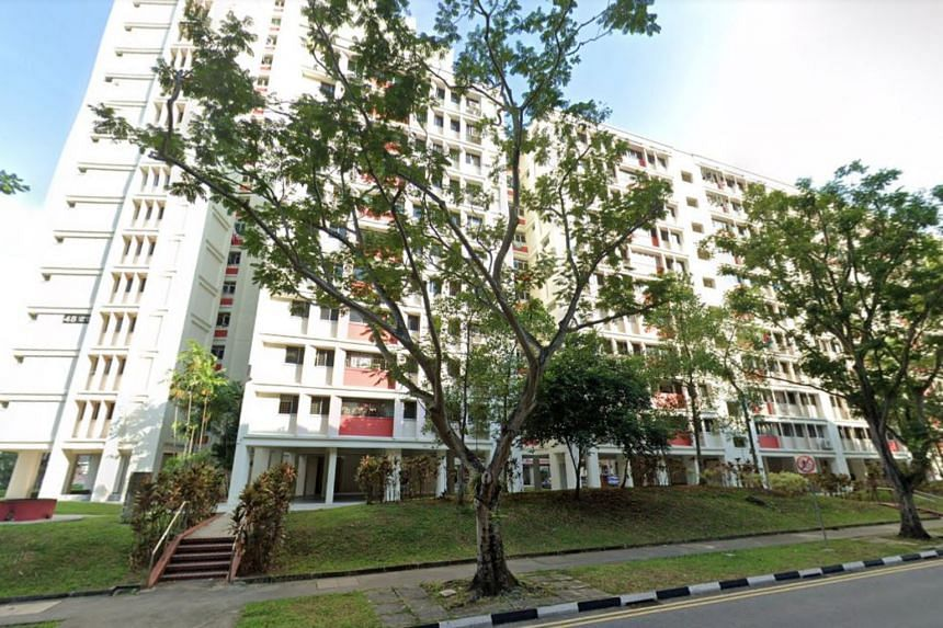All units at Block 48 Toa Payoh Lorong 5 were affected.