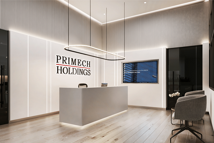 Homegrown facility services provider Primech Holdings unveils a green plan, in support of the Singapore Green Plan 2030. PHOTO: PRIMECH HOLDINGS