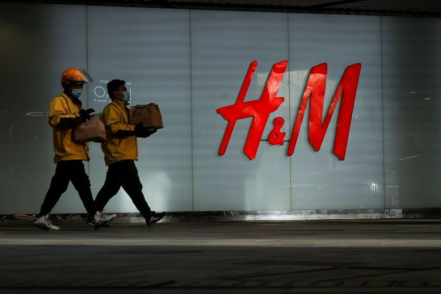 H&M is facing a public backlash in China since last week.