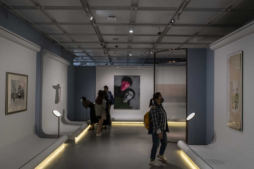 The M+ Museum has gathered perhaps the finest collection of modern Chinese art in the world.