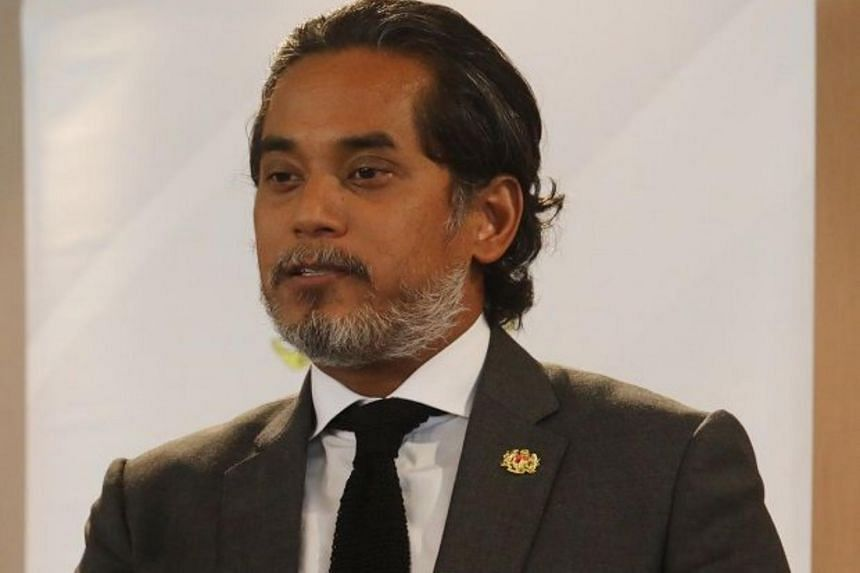 Mr Khairy said the Umno election should not be postponed.