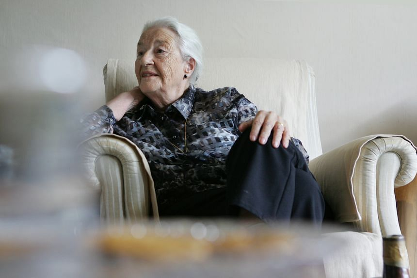 Mrs Jean Marshall, seen in a 2008 file photo, would have been 95 in two weeks.