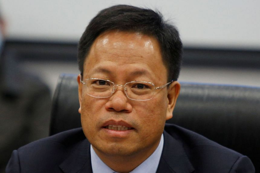Xinjiang government spokesman Xu Guixiang has criticised the actions of Western companies.