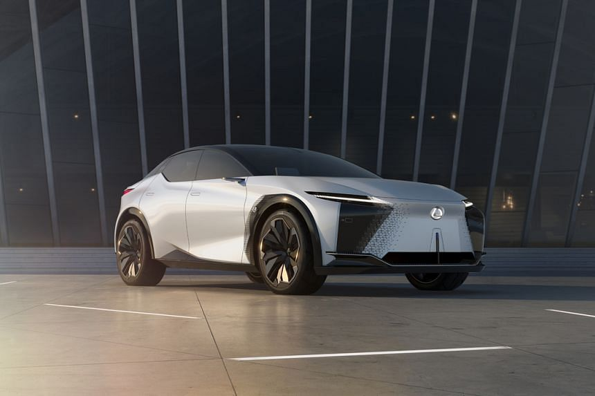 """Lexus will continue to """"modernise"""" the petrol engine."""