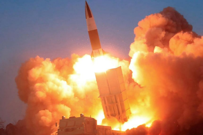 The new missiles tested by North Korea appear aimed at matching or surpassing South Korea's arsenal.