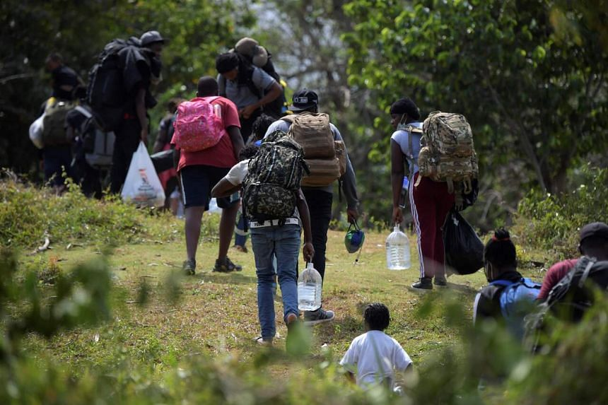 Migration across the dangerous jungle is likely to increase in the next months due to the economic crisis.