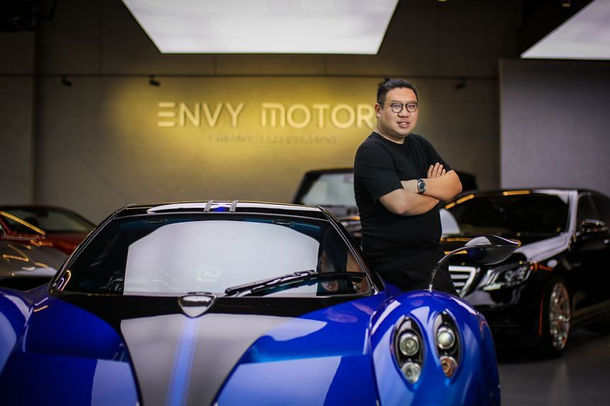 Industry sources valued Ng's Pagani Huayra - the only one in Singapore - at between $7 million and $8 million.