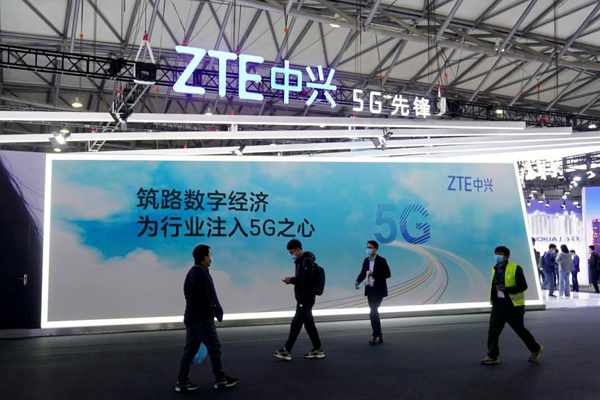 """The FCC in December finalised rules requiring carriers with ZTE or Huawei equipment to """"rip and replace"""" that equipment."""