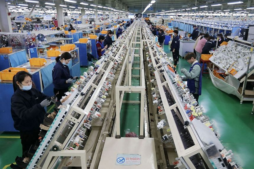 China's official manufacturing Purchasing Manager's Index rose to 51.9 in March from 50.6 in February.