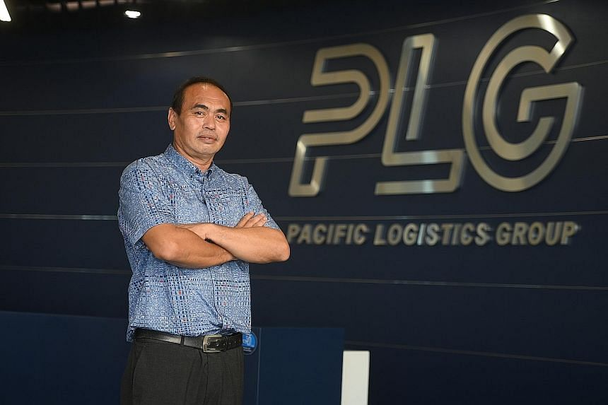 Mr Sia Hock Tee impressed local company Pacific Logistics Group with his attitude towards learning and was offered a role as a supply chain compliance executive, despite not having prior experience in the field.