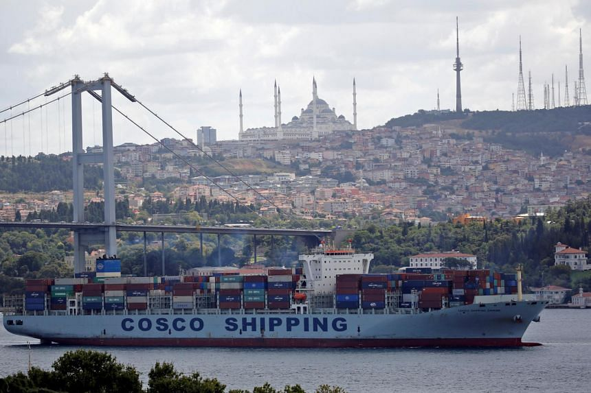 Turkey's exports to Saudi Arabia plunged 93 per cent annually to US$38 million in the first two months of the year.