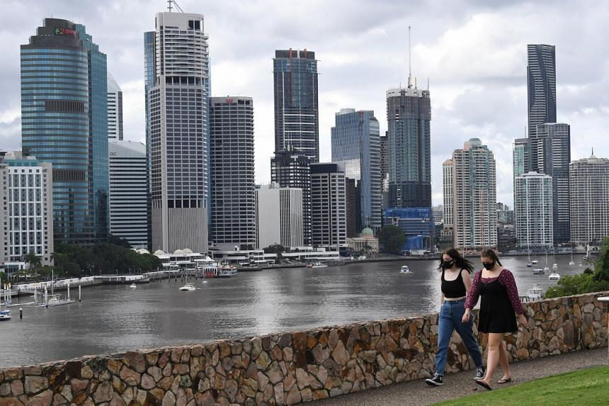 Australia lifts Brisbane lockdown as Covid cases dwindle