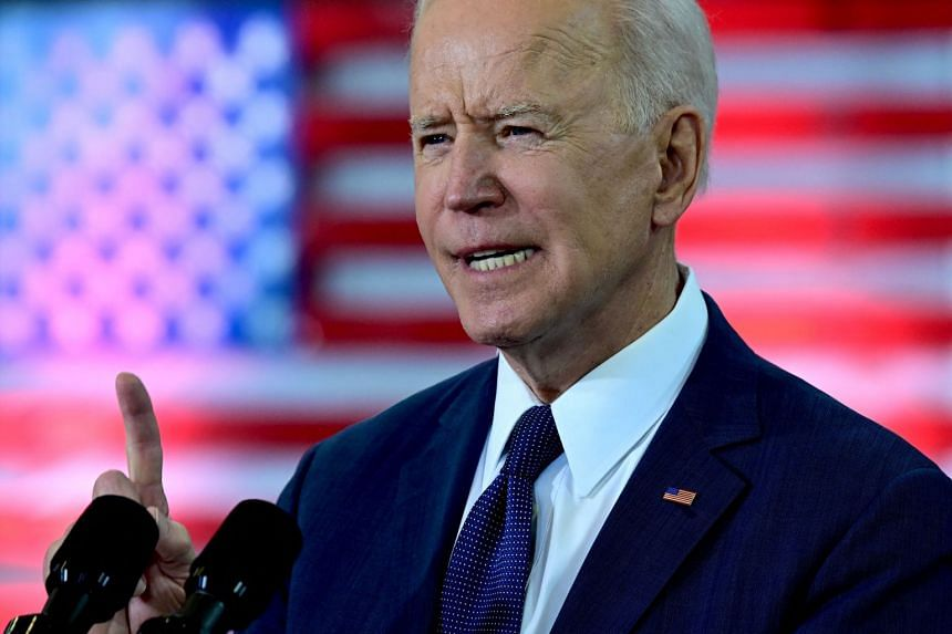 Biden lays out 'once-in-a-generation' infrastructure plan