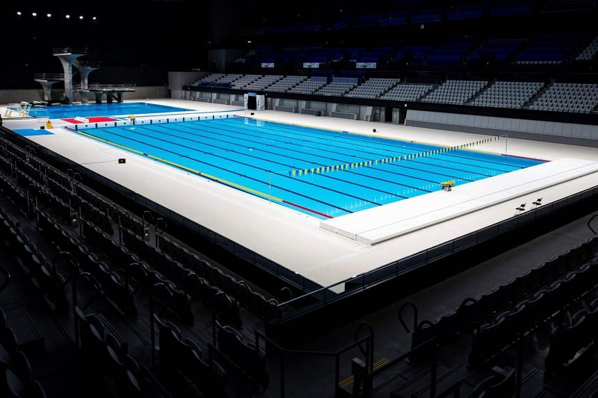 The Tokyo Aquatics Centre is slated to be the venue for swimming, diving and artistic swimming at the 2020 Tokyo Olympics and Paralympics Games.