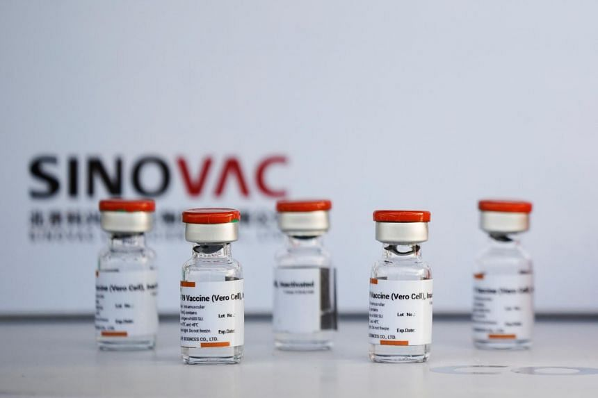 Sinovac estimated that more than 100 million doses have been administered worldwide.