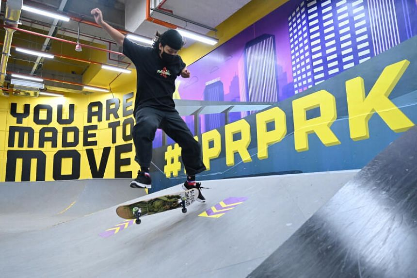 SuperPark Singapore opened on Nov 17, 2018, and catered to both children and adults.