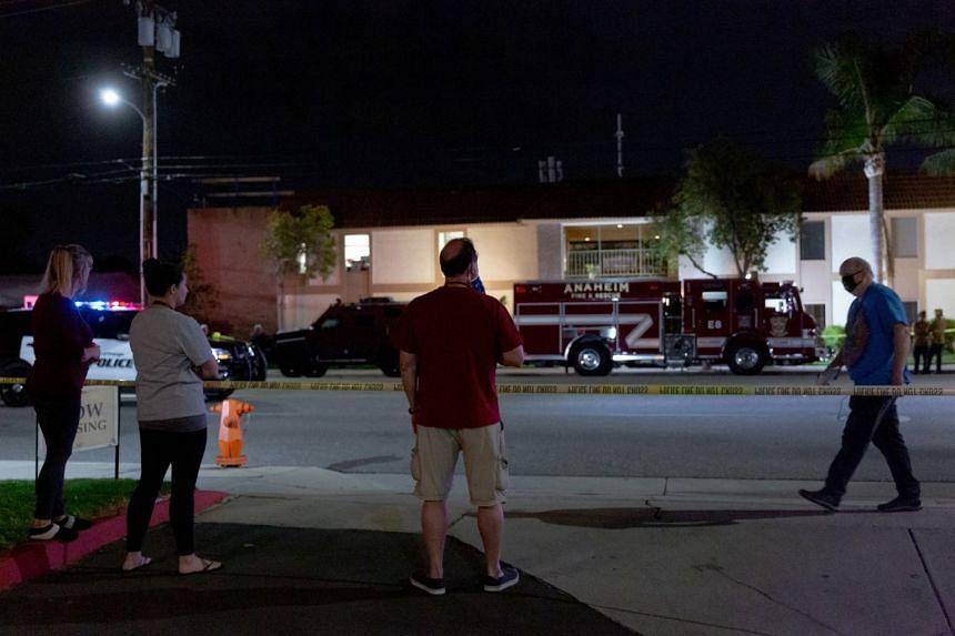 California office building shooting kills 4, including child