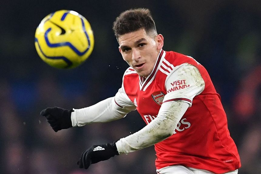 Torreira (above) says his decision is not an emotional one as he has always wanted to play for Boca.