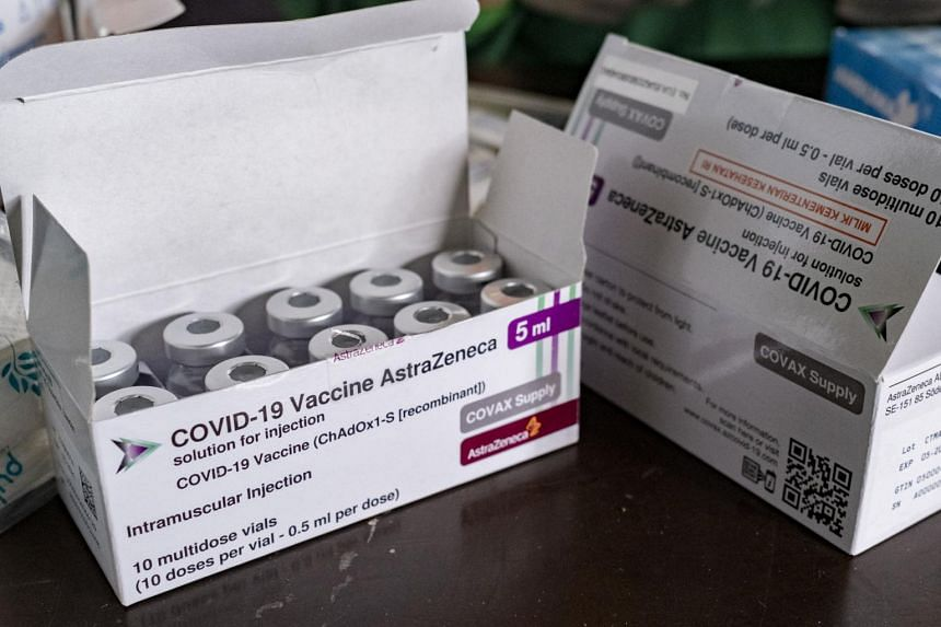Taiwan will get slightly more than one million AstraZeneca shots in total via Covax.