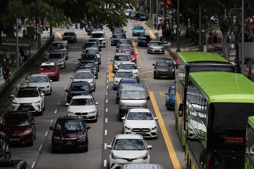 The drop in COE revalidations could mean more vehicles are deregistered.
