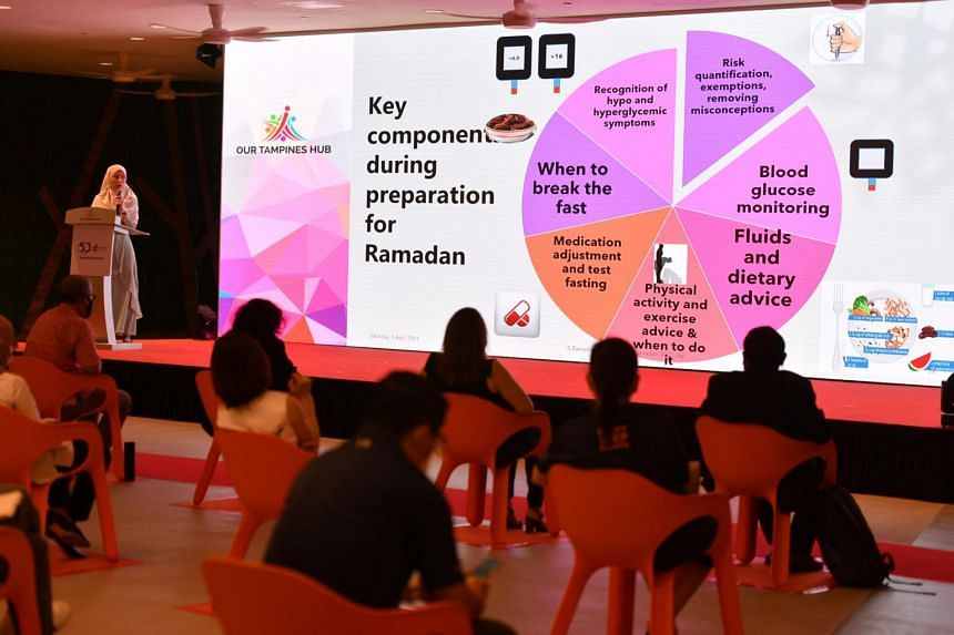 Under the Sedap campaign, a series of talks and courses will help diabetics of all ethnicities better manage their health.