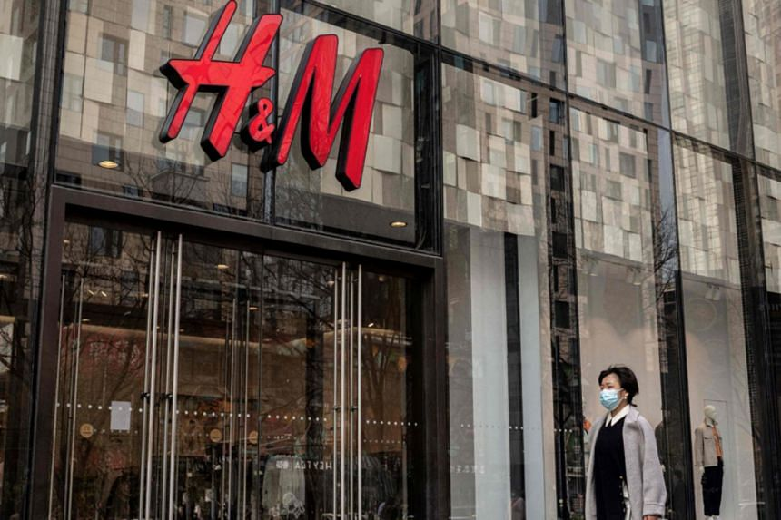 Last week, H&M said it would work to win back trust in China.