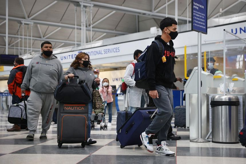 Federal officials remained adamant that people who have not been fully vaccinated should not travel at all.