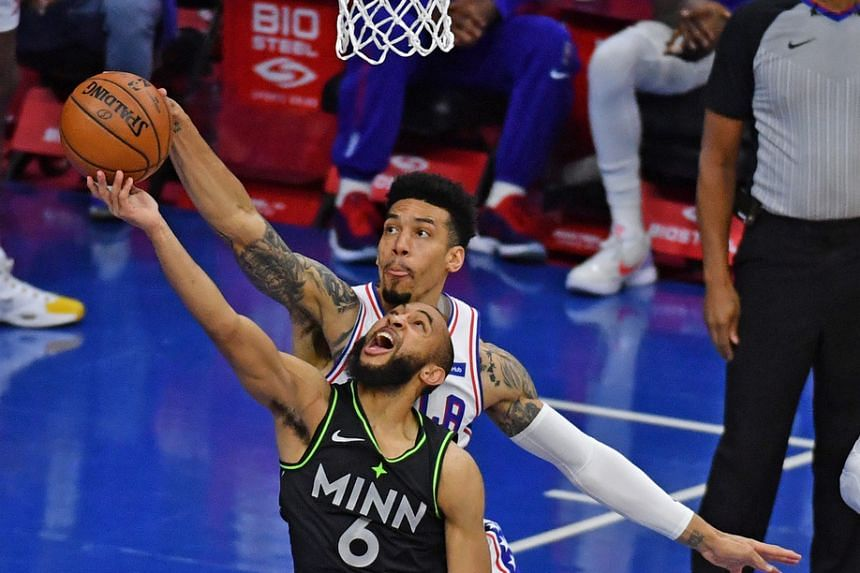 The Philadelphia 76ers achieved a 122-113 win over the Minnesota Timberwolves on April 3, 2021.