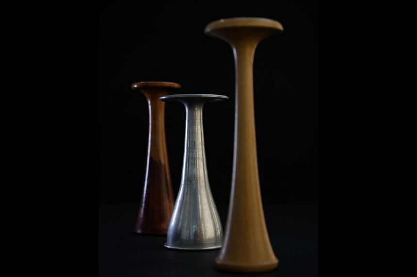The Pinard horn was invented by French obstetrician Adolphe Pinard during the 19th century. It is one of the oldest known tools used to listen to the foetal heart rate and can be made of hollowed wood or cast in aluminium. Midwives carried it in thei