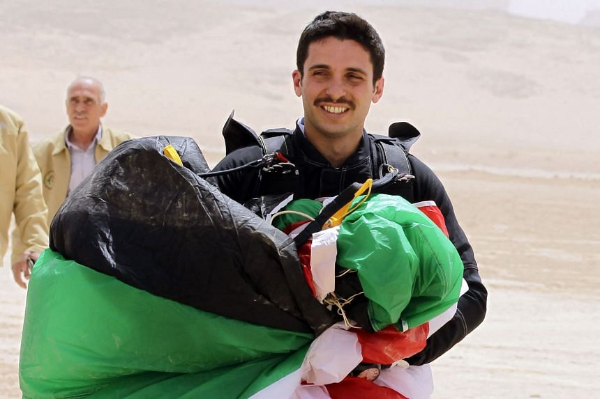"""Prince Hamzah bin Hussein lashed out at Jordan's """"ruling system"""" and said several of his friends had been arrested."""