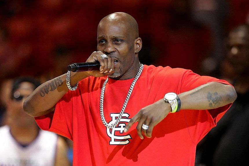 Rapper DMX on life support after heart attack, Entertainment News & Top  Stories - The Straits Times