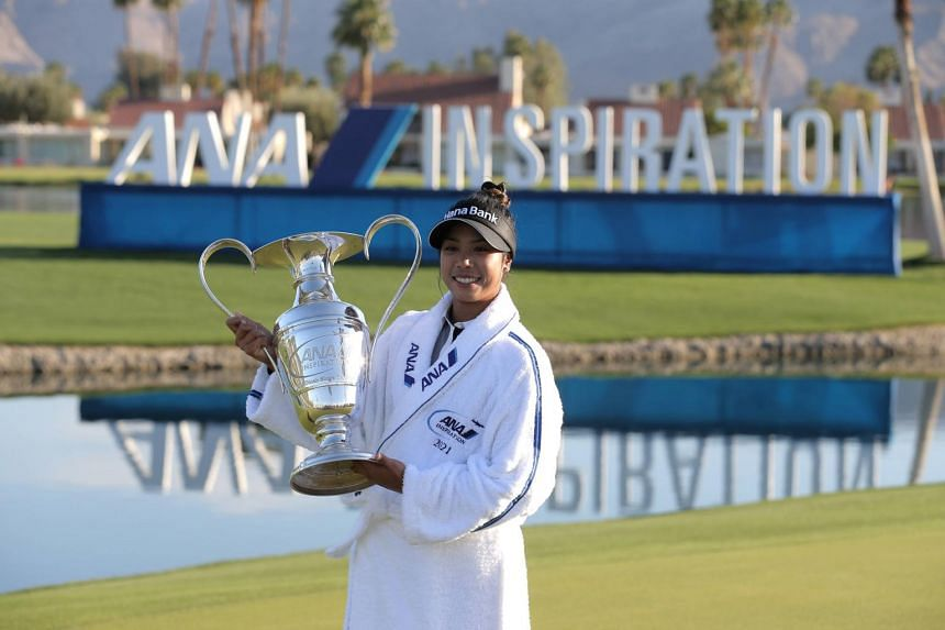 Patty Tavatanakit led from start to finish to become the first rookie winner since Juli Inkster in 1984.