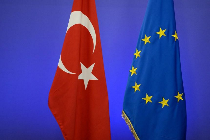 The meeting in Ankara on Tuesday will provide a framework on the way forward, said an EU official.