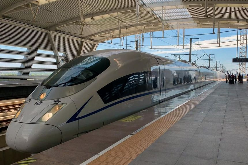 With the exception of the busiest lines between the biggest cities, China's high-speed rail network loses money.